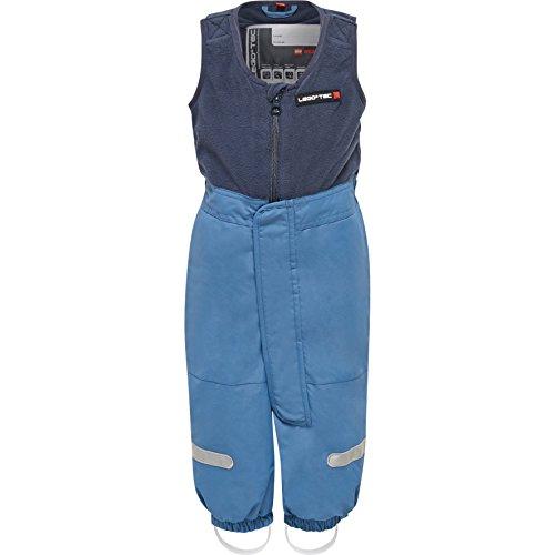 Lego Wear Duplo Lego TEC Parkin 771-Schneehose/Skihose Pantalon de Ski, Bleu (Light Blue 515), 18 Mois Mixte bébé