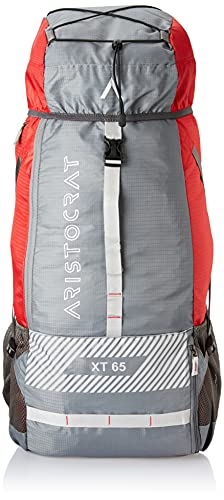 Aristocrat 77 cms Red Rucksack (Pitch)