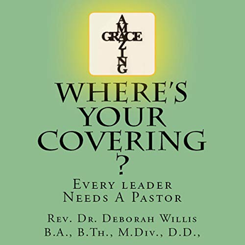 Where's Your Covering? audiobook cover art