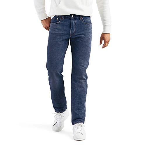 Levi's Men's 502 Regular Taper Fit Jean, Pauper Stone/Tencel Stretch, 34W x 30L