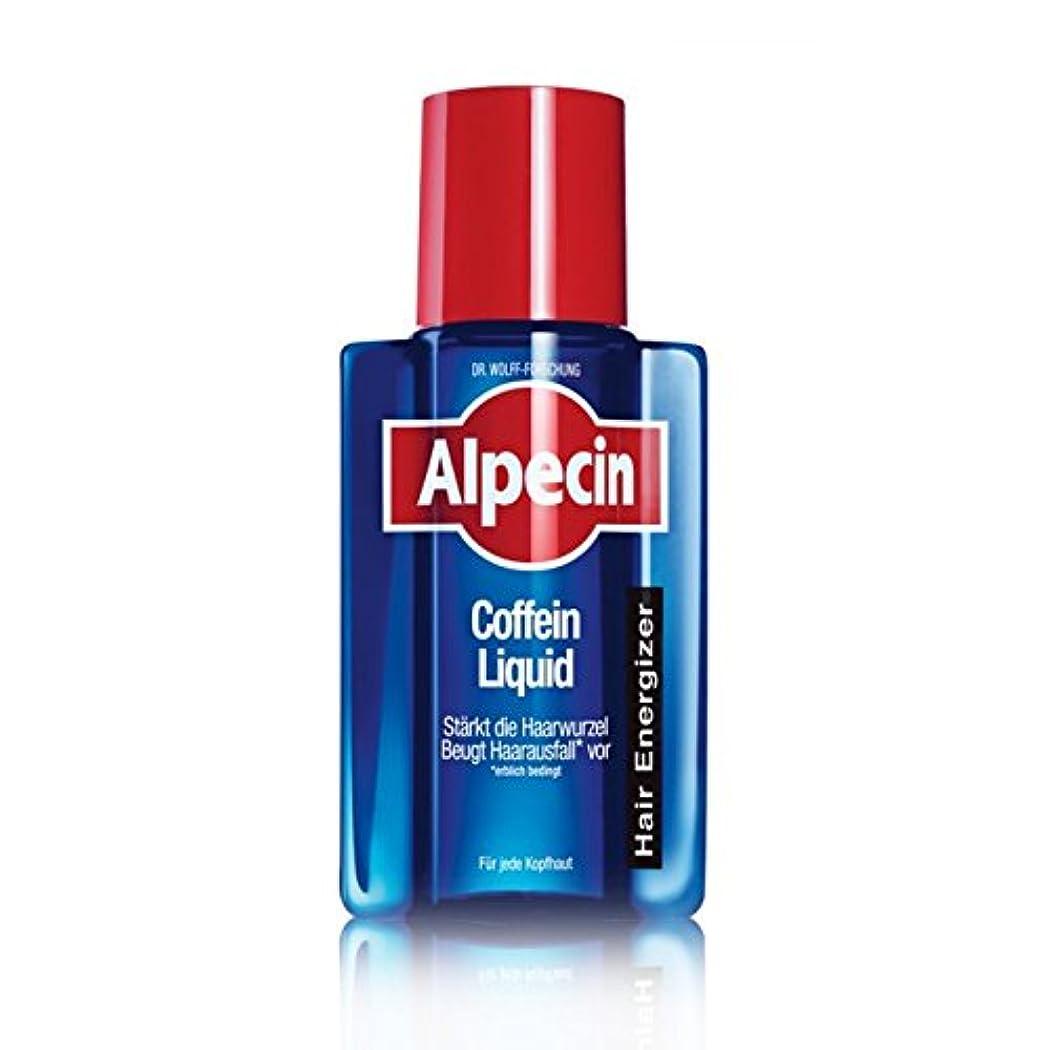 不要レザー怒ってAlpecin Coffein Liquid Hair Energizer 200 ml [並行輸入品]