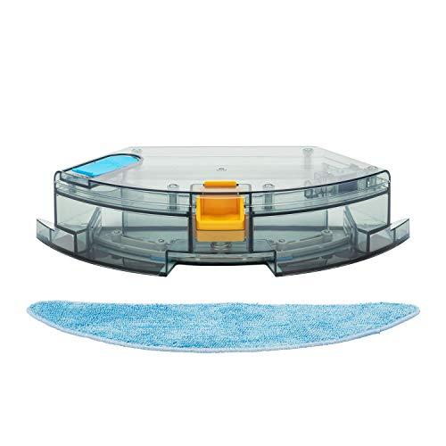 DEENKEE DK700 Saugroboter Wassertank, Staubsauger Roboter Wassertank