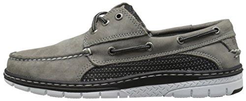 Sperry Top-Sider Men's Billfish Ultralite Boat Shoe, Grey, 10.5 Medium US