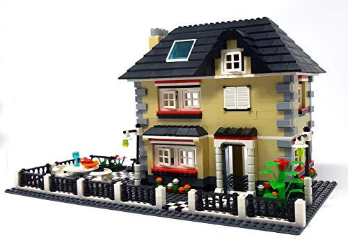 Casa de granja, bloques de construcción modular, 909 bloques de construcción