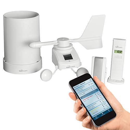ELV Mobile Alerts Wetterset MA10050, mit App für iOS und Android