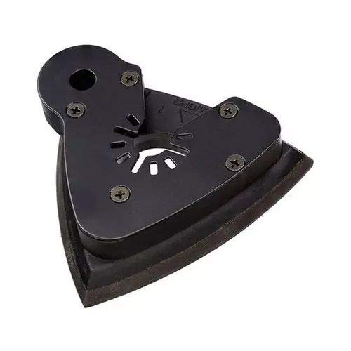 Dewalt DT20700-QZ Plato de Lijado con Velcro, Negro