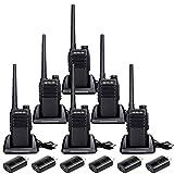 Retevis RT47 IP67 Waterproof 2 Way Radios for Adults Long Range, Handheld Portable Walkie Talkie for...