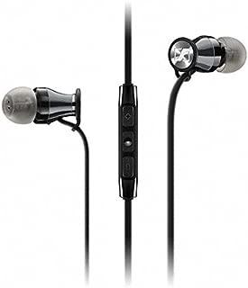 Sennheiser HD1 In-Ear Headphones (iOS version) - Black Chrome (Discontinued by Manufacturer)