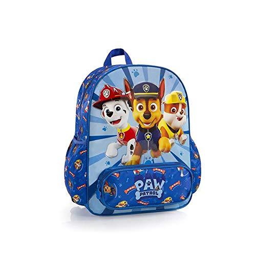 Nickelodeon Paw Patrol Marshall Chase Core – Mochila para niños, 38 cm, color azul