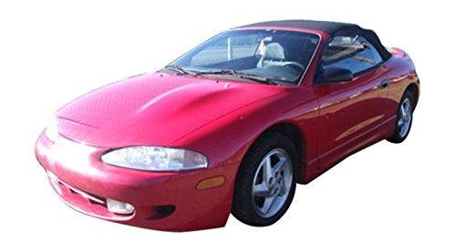 1996 Mitsubishi Eclipse, 3-Door Coupe Base Automatic Transmission