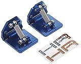 Hot Racing SPN311AR06 Aluminum Adjustable Trims Tabs (2) - Tra Spartan