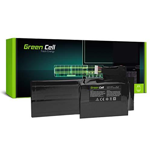 Green Cell BTY-L76 Batería para MSI GS70 GS72 WS72, Medion Erazer X7611 X7613 X7615, MSI MS-1771 MS-1772 MS-1773 MS-1774 MS-1775 MS-1776 Portátil (4640mAh 11.4V)