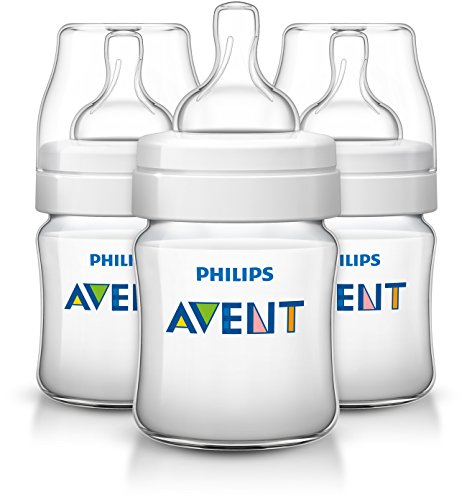 Philips Avent Anti-colic  Baby Bottles Clear, 11oz, 3 Piece