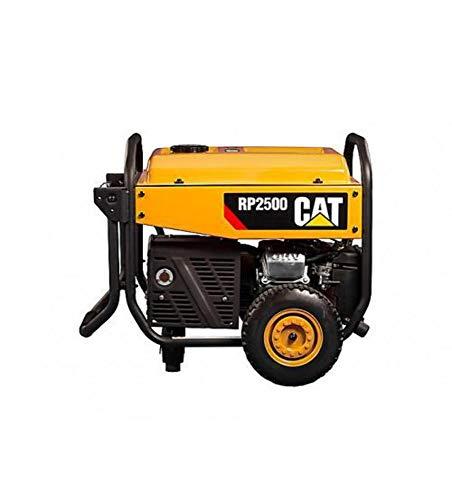 CAT Benzin 2.500 Watt Not-Stromaggregat Stromerzeuger Aggregat RP2500