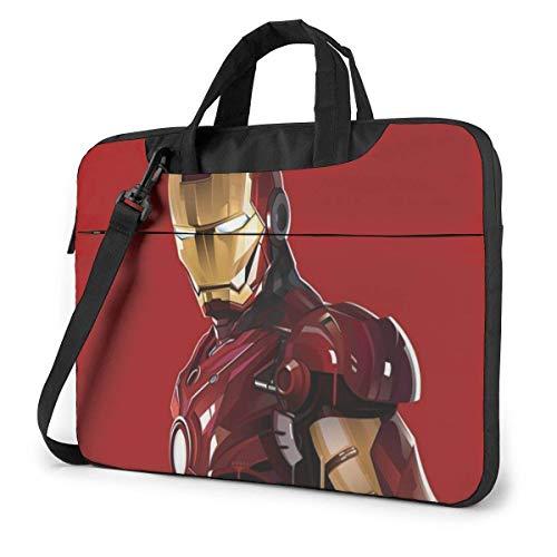 15.6 Inch Laptop Bag Minimal Art Laptop Briefcase Shoulder Messenger Bag Case Sleeve
