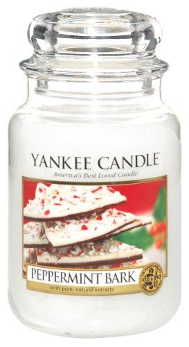 Yankee Candle Candele Yankee Candle 22–Candela in barattolo alla menta piperita
