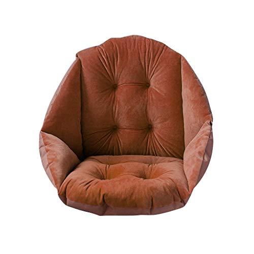 Tubayia Weiche All-gerundet Sitzkissen Sesselkissen Stuhlkissen für Hause Büro Auto