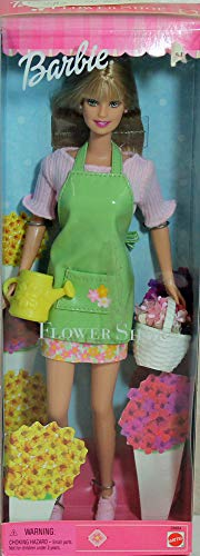 Barbie FLOWER SHOP Doll (1999) from Mattel