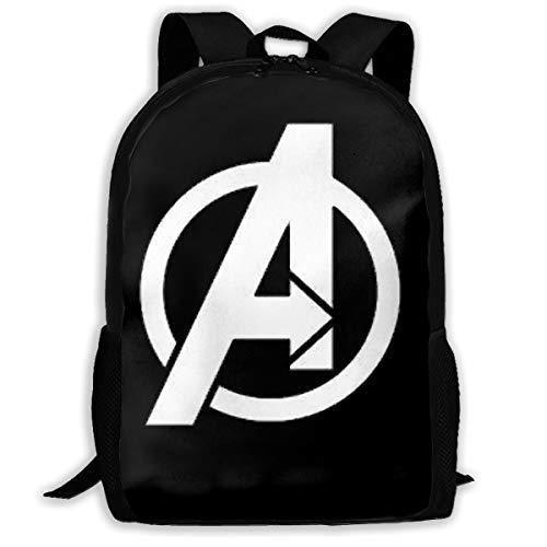Morning Ab 大容量 おしゃれ アベンジャーズAdvengers Logo (1)リュックBackpack サック メンズ レディース デイパック 通勤 通学