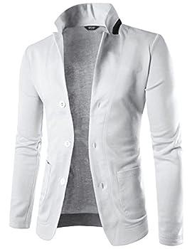 white blazer for men