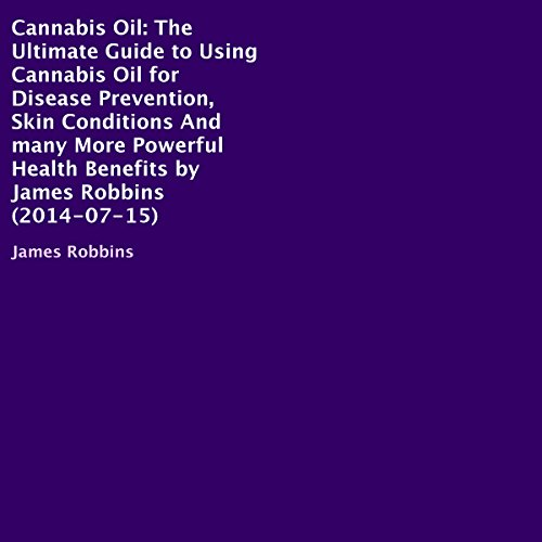Cannabis Oil cover art