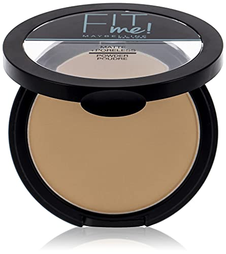 Maybelline Fit Me Matte and Poreless Pressed Powder 14g-220 Natural Beige
