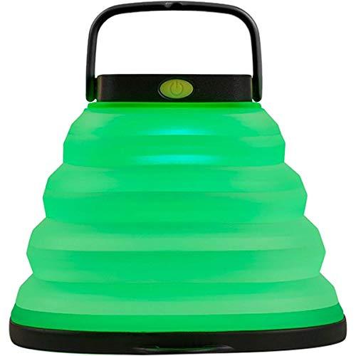 Goal Zero Crush Light Chroma Solar Powered Lantern - Color Changing - Six Different Color Modes, Multi-Color Fade Lantern