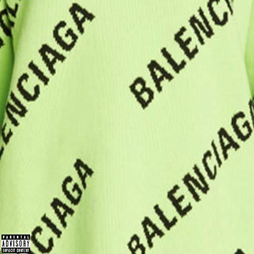 Balenciaga (feat. Stacy Money) [Explicit]
