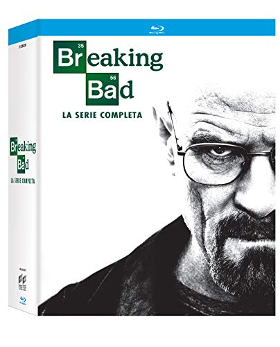 Breaking Bad Collection 1-6 (2018) (Box Set) (16 Blu Ray) - Icon Edition