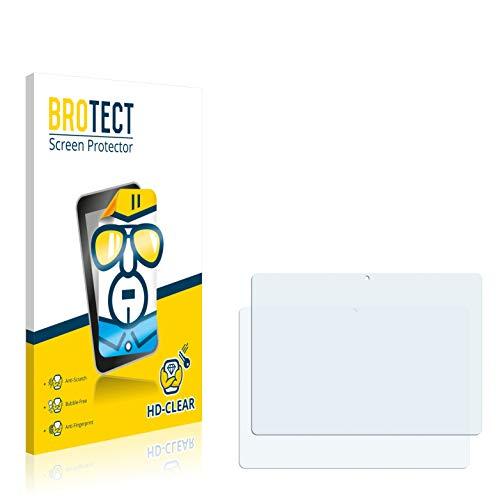 BROTECT Schutzfolie kompatibel mit XIDO X111 (2 Stück) klare Bildschirmschutz-Folie