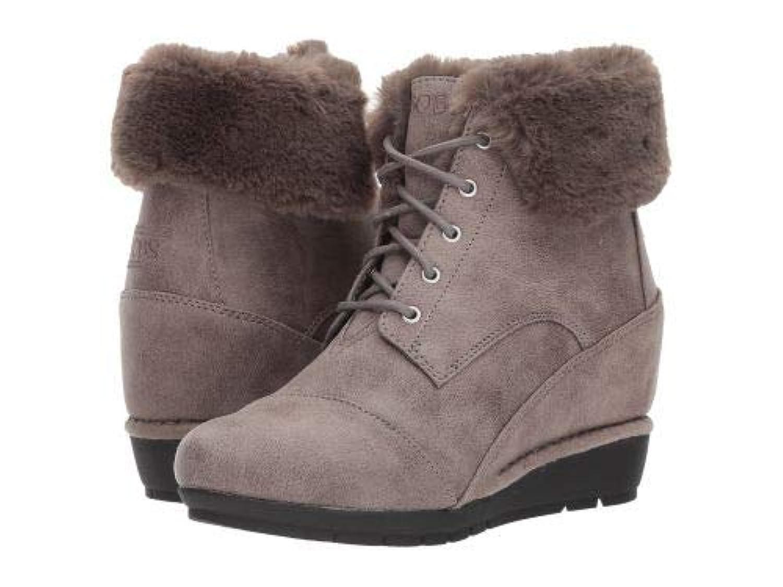 [ボブス スケッチャーズ] レディース 女性用 シューズ 靴 ブーツ レースアップブーツ High Peaks - Flurry Dust - Charcoal [並行輸入品]