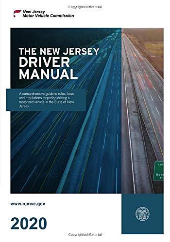 The New Jersey Driver Manual: DMV Driver's Handbook