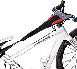 Transpiration de protection de Cadre de Vélo, Le Gardien de Cadre de Filet de Sueur de Bicyclette Absorbe la Sueur, Empêcher la Bicyclette de se Corroder pour l'entraînement de Vélo d'intérieur