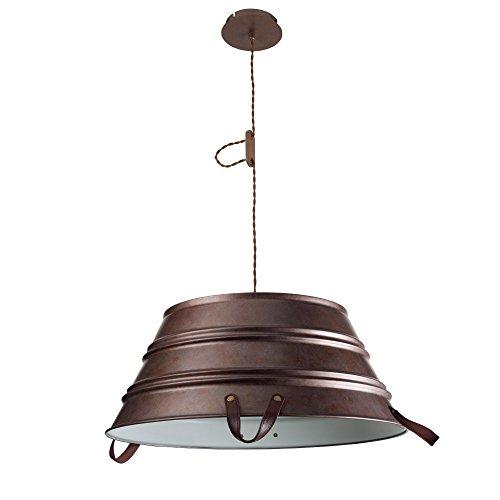 LEDs-C4 00-2710 CG-16-Pendentif bucket 3xe27 max max 60w 3xe27 23 W E marr