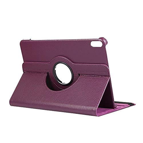 YYLKKB For Huawei MatePad 10.4 Case 2020 Lightweight Stand Skin Thin Tablet Cover for Huawei Matepad Pro 10.8 Case Mate pad 10.4 Shell-Purple_MatePad Pro 10.8inch