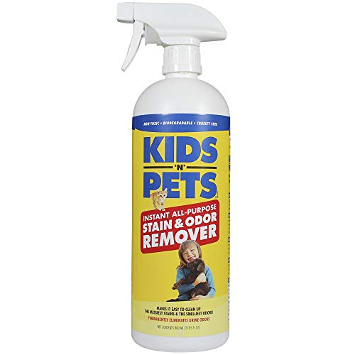 KIDS 'N' PETS - Instant All-Purpose Stain & Odor Remover – 27 fl oz -...