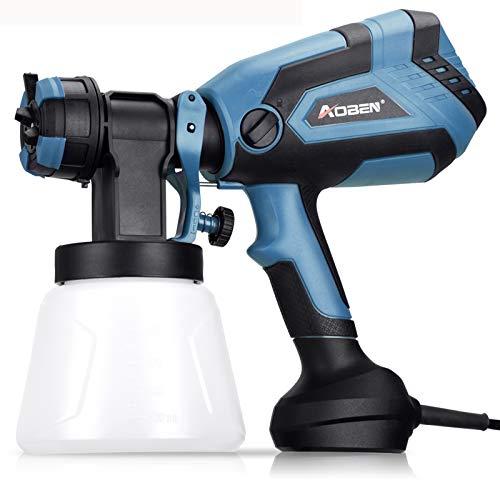 Aoben 750W HVLP 1000ml Electric Paint Sprayer w/ 4 Nozzles $24.99