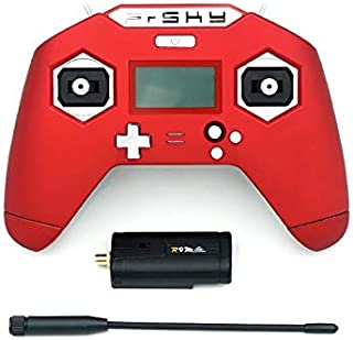 FrSky X-Lite 2.4GHz Radio Controller w/ R9M Lite Combo (Red)