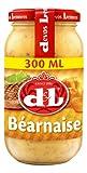 Devos & Lemmens - Bearnaise - Salsa Touch of Estragón - Botella de 300ml x 1 - Perfecto para platos calientes como bistec, fondue y papas fritas - Recipiente reciclable