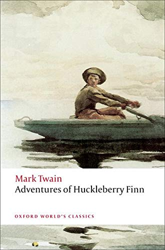 Adventures of Huckleberry Finn (Oxford World
