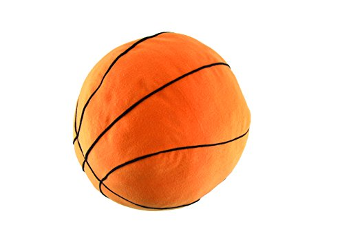 King Home P1709100 Kissen Basketball, Ø 25 cm C.A