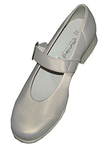 Däumling Kommunionschuhe, Festliche Schuhe, Ballerinas, Champagner, Gr. mittel 38