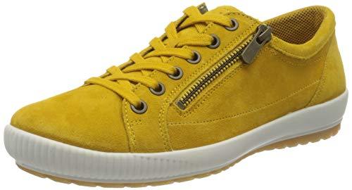 Legero Damen Tanaro Sneaker, Gelb Sunshine Gelb 62, 42 EU (Herstellergröße: 8 UK)