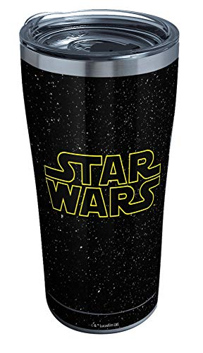 Tervis Triple Walled Star Wars Insulated Tumbler Cup Keeps Drinks Cold & Hot, 20oz - Stainless Steel, Classic