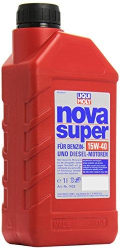 Liqui Moly P000288 Nova Super 15W-40 Motorolie, 1 l