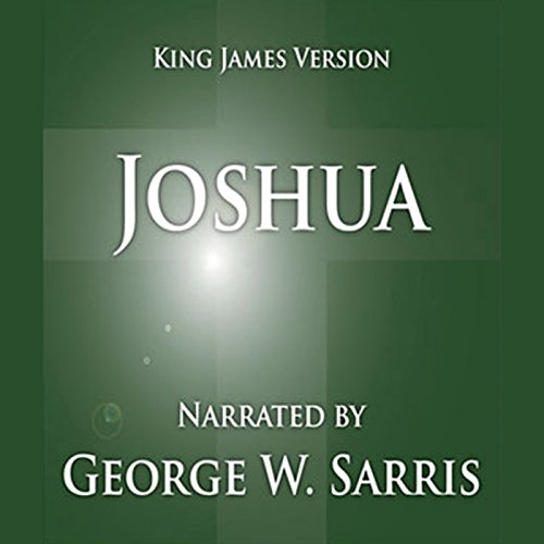 The Holy Bible - KJV: Joshua audiobook cover art
