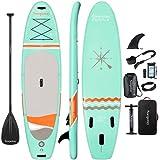 Inflatable SUP Board 10'6'' (Cruiser Green)