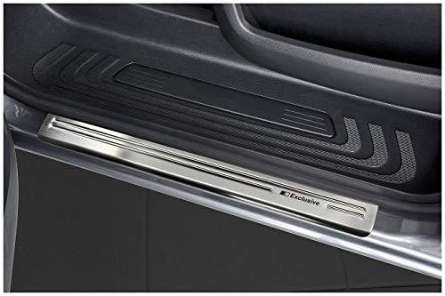 tuning-art EX111 Edelstahl Einstiegsleisten Set für Mercedes V-Klasse Vito W447 2014-