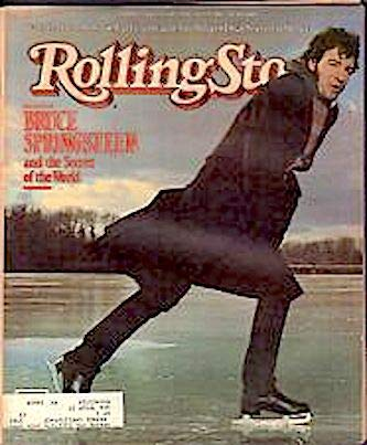 Rolling Stone Magazine - February 5, 1981 - #336 - Bruce Springsteen Cover