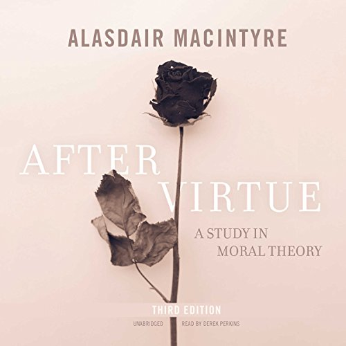 After Virtue, Third Edition audiobook cover art